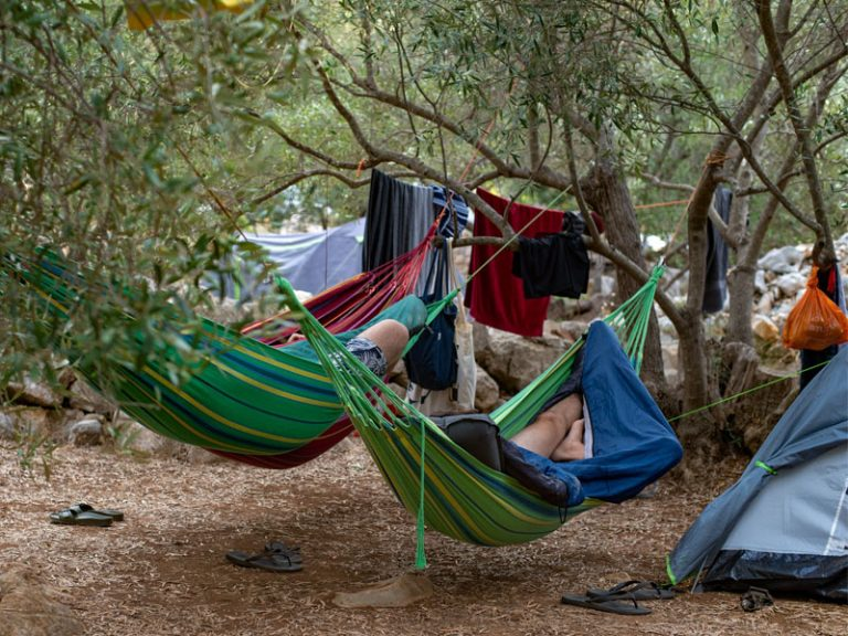 What is Hammock Camping?