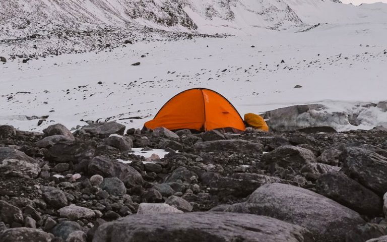 How to Insulate a Tent for Cold Weather